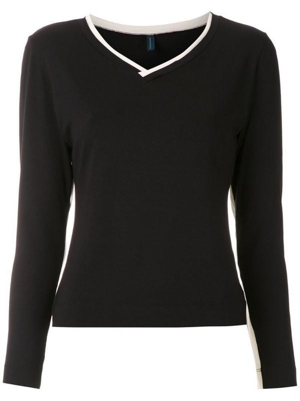 Lygia & Nanny Garça Radiosa sweatshirt in black