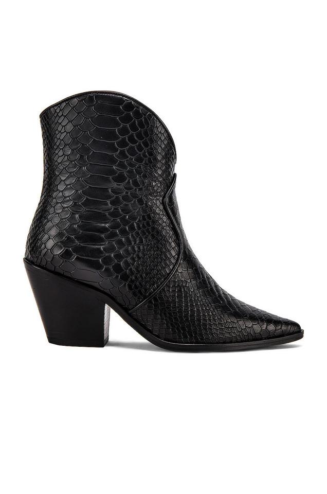 ANINE BING Easton Boots in black