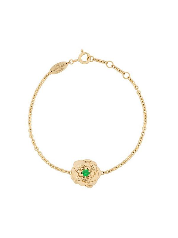 Aurelie Bidermann 18kt yellow gold Bouquet bracelet in metallic