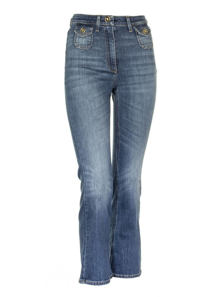 Elisabetta Franchi Celyn B. Elisabetta Franchi Celyn B. Trumpet Jeans in blue / denim