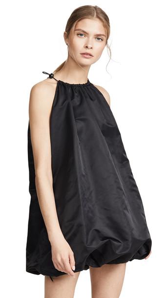 STAUD Olive Dress in black