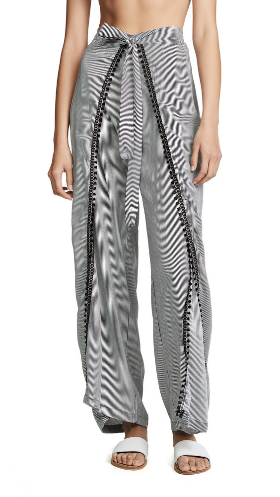 Peixoto Joan Pants in black