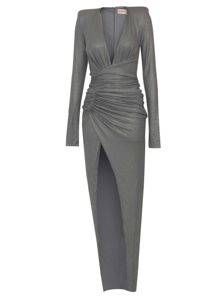 Dress Alexandre Vauthier in grey