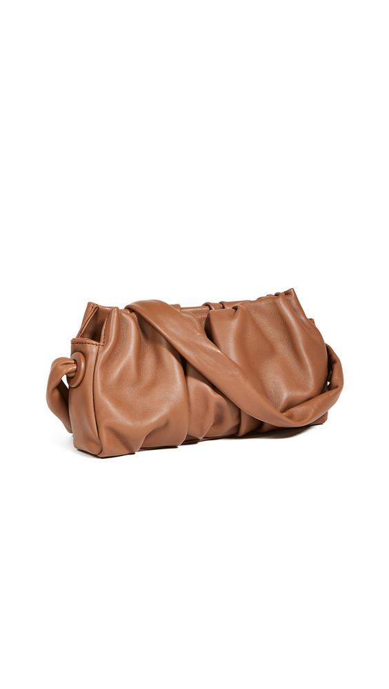 Elleme Vague Lambskin Bag in brown