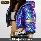 coat,video game,league of legends,leather jacket,jacket,fashion,outfit,womenswear,womens fashion,women's outfit,style,costume