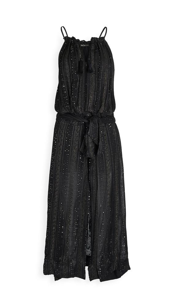 Mes Demoiselles Sultane Dress in black
