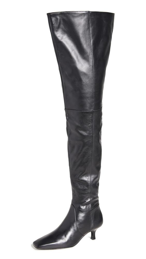 Cult Gaia Serena Boots in black