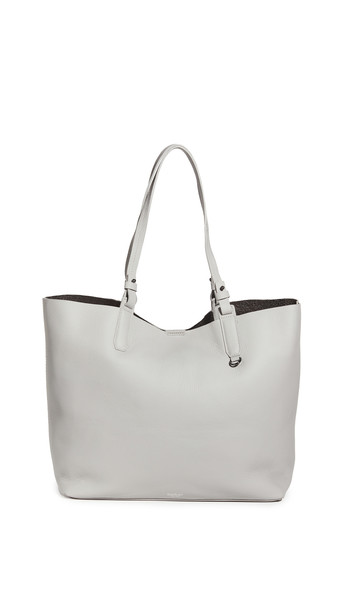 Botkier Greenpoint Tote in grey / silver