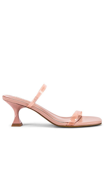 RAYE Pima Heel in Blush