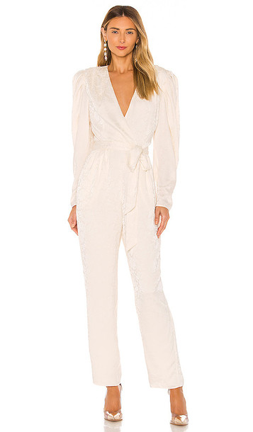 LPA Laura Jumpsuit in Ivory