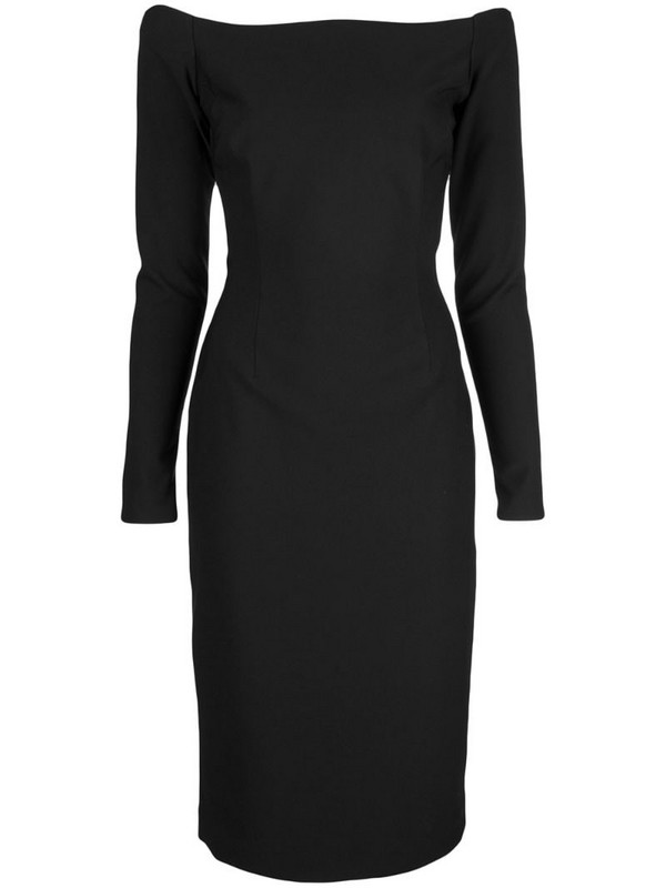 Haney Megan dress in black