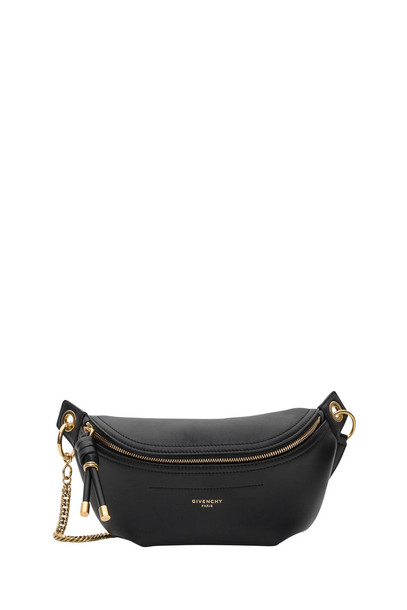 Givenchy Whip Bum Bag in nero
