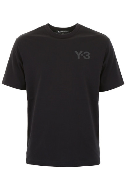 Y-3 Logo T-shirt in black