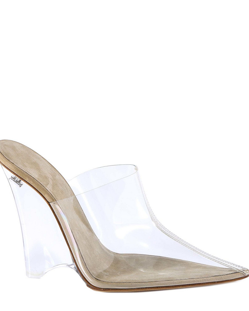Yeezy Mule Pump in neutrals