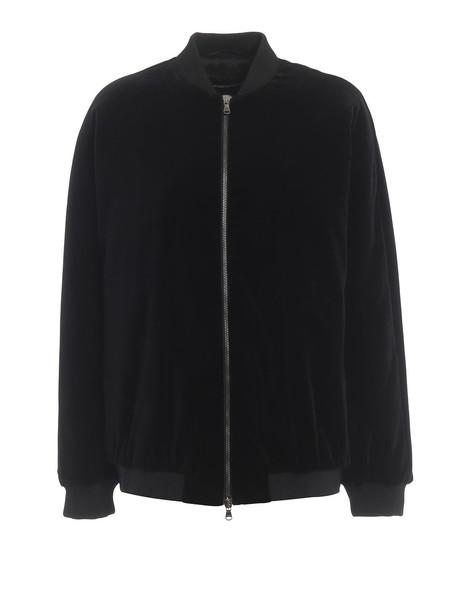Emporio Armani Emporio Armani Blouson Jacket in nero