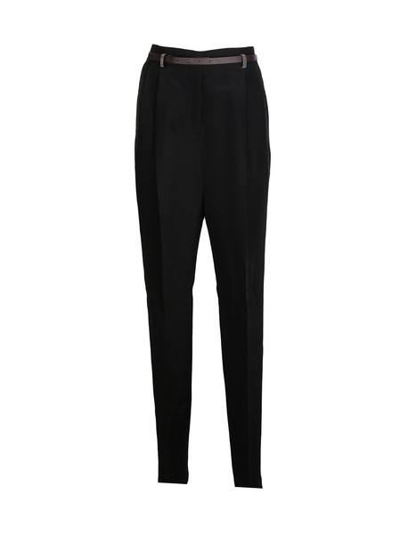 Fabiana Filippi wide-leg trousers in nero