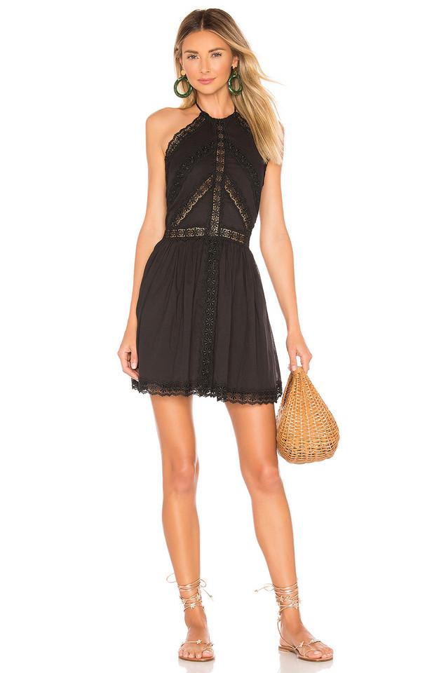 Charo Ruiz Ibiza Kim Dress in black