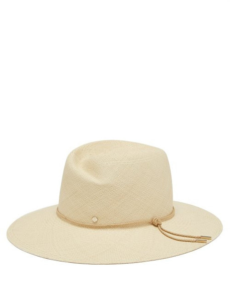 Maison Michel - Virginie Straw Hat - Womens - Beige