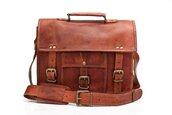 bag,laptop bag,leather bag,vintage leather bag,brown leather satchel
