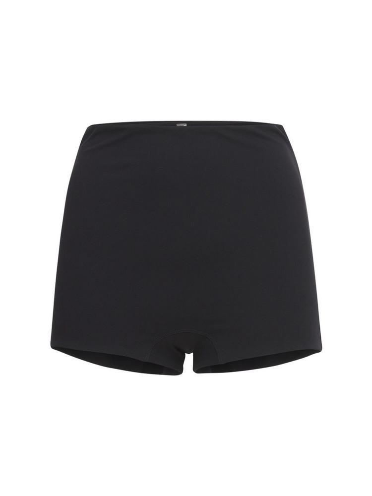 NO KA'OI Kini Shorts in black