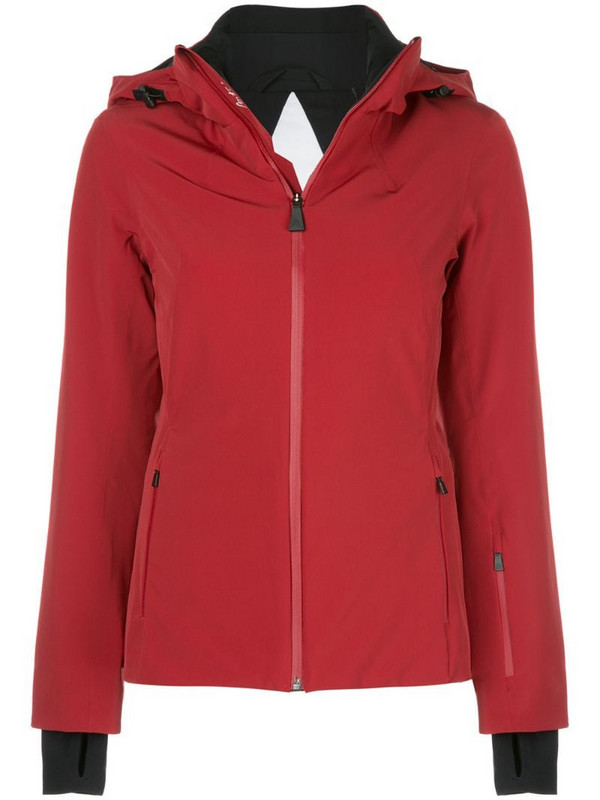 Aztech Mountain Daly down jacket in red