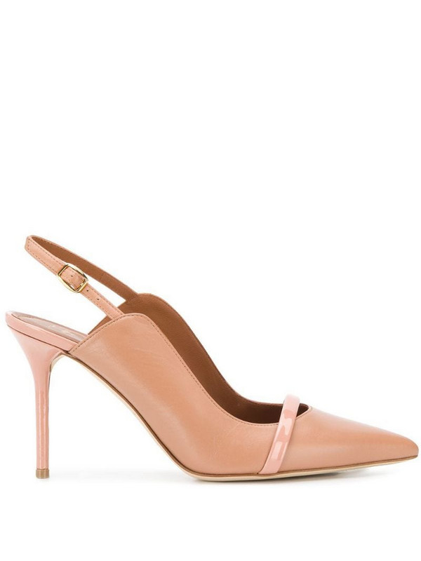 Malone Souliers Marion 85 pumps in neutrals