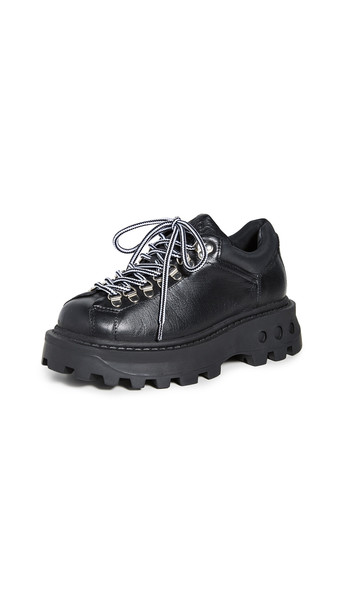 Simon Miller Low Tracker Boots in black