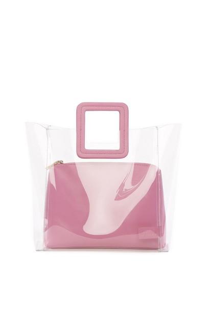Staud Shirley Bag | Pink