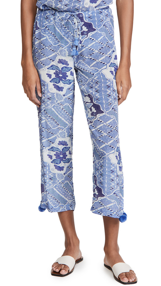 Figue Goa Pants in blue