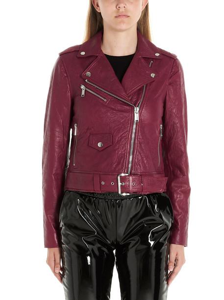Michael Michael Kors Jacket in purple