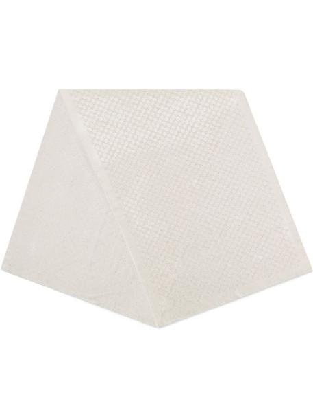 Gucci GG jacquard scarf in white