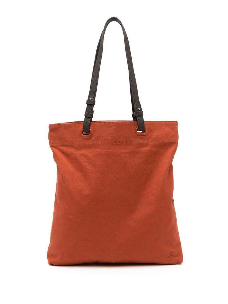 agnès b. agnès b. oversized tote bag - Orange