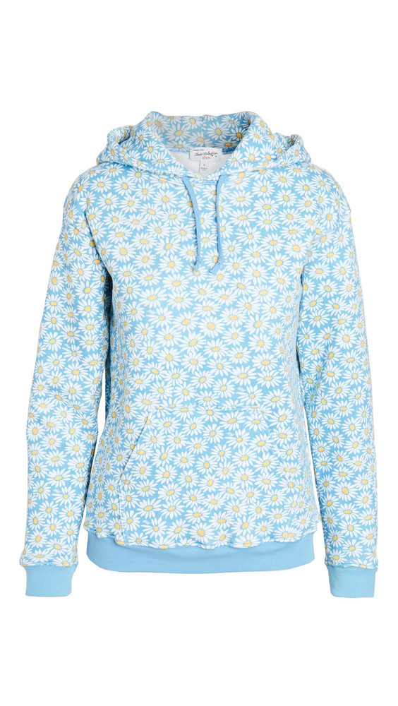 HVN Hooded Sweatshirt in blue