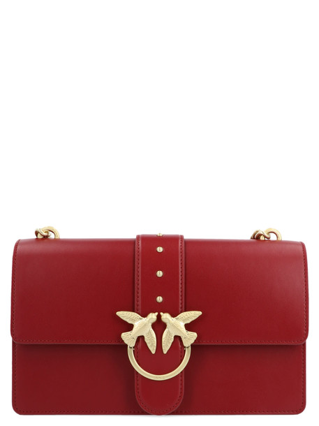Pinko love Simply 12 Bag in red