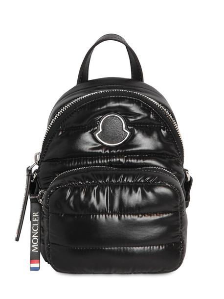 MONCLER Kilia Pm Mini Backpack in black