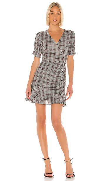 HEARTLOOM Betty Dress in Gray