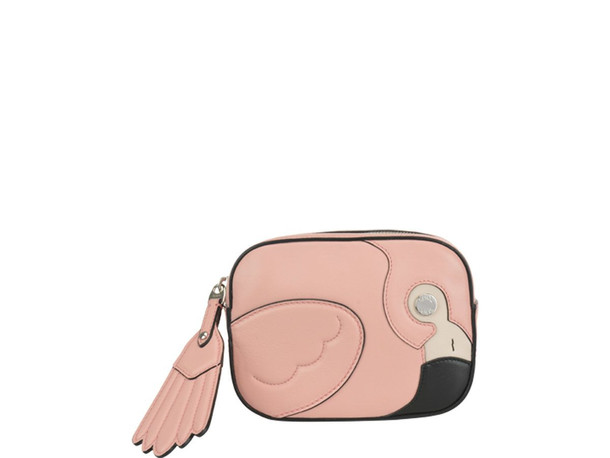Tod's Flamingo Micro Bag in pink