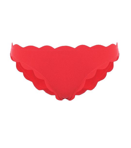 Marysia Antibes bikini bottoms in red