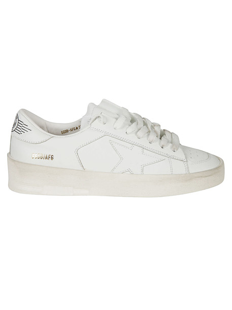 Golden Goose Stardan Sneakers in white