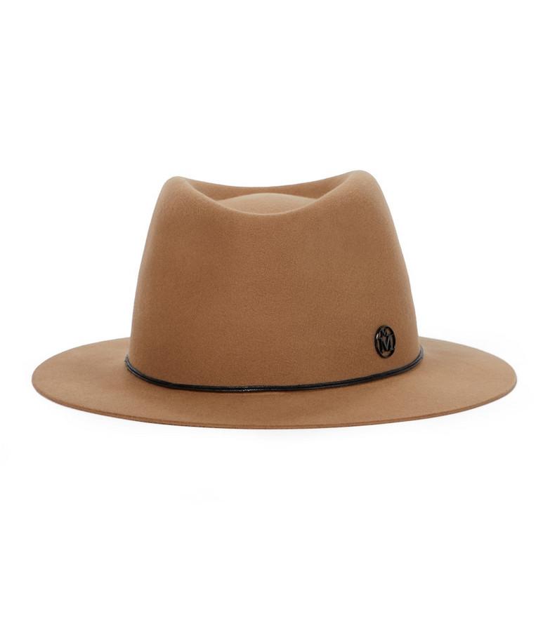 Maison Michel Andre felt hat in black