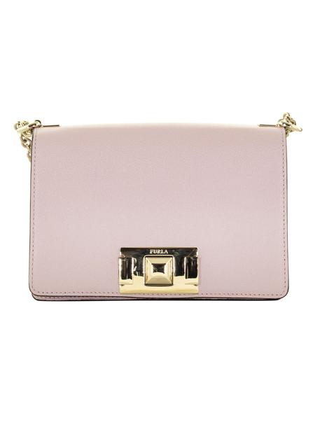 Furla Mimì Mini Crossbody Bag in pink