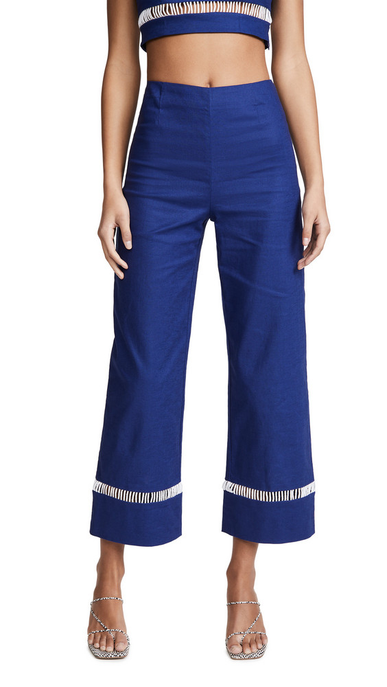 STAUD Pine Pants in midnight