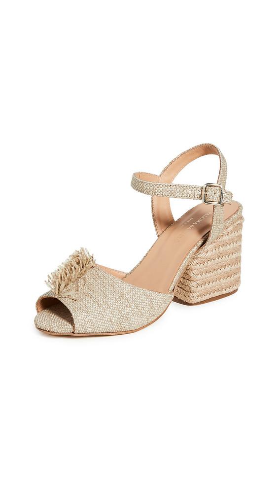 Paloma Barcelo Kiersten Sandals in natural