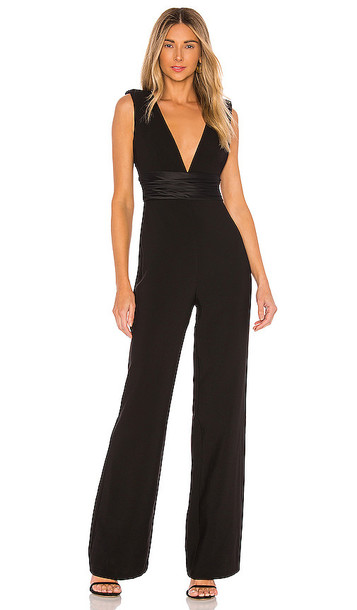 LIKELY Maggie Jumpsuit in Black