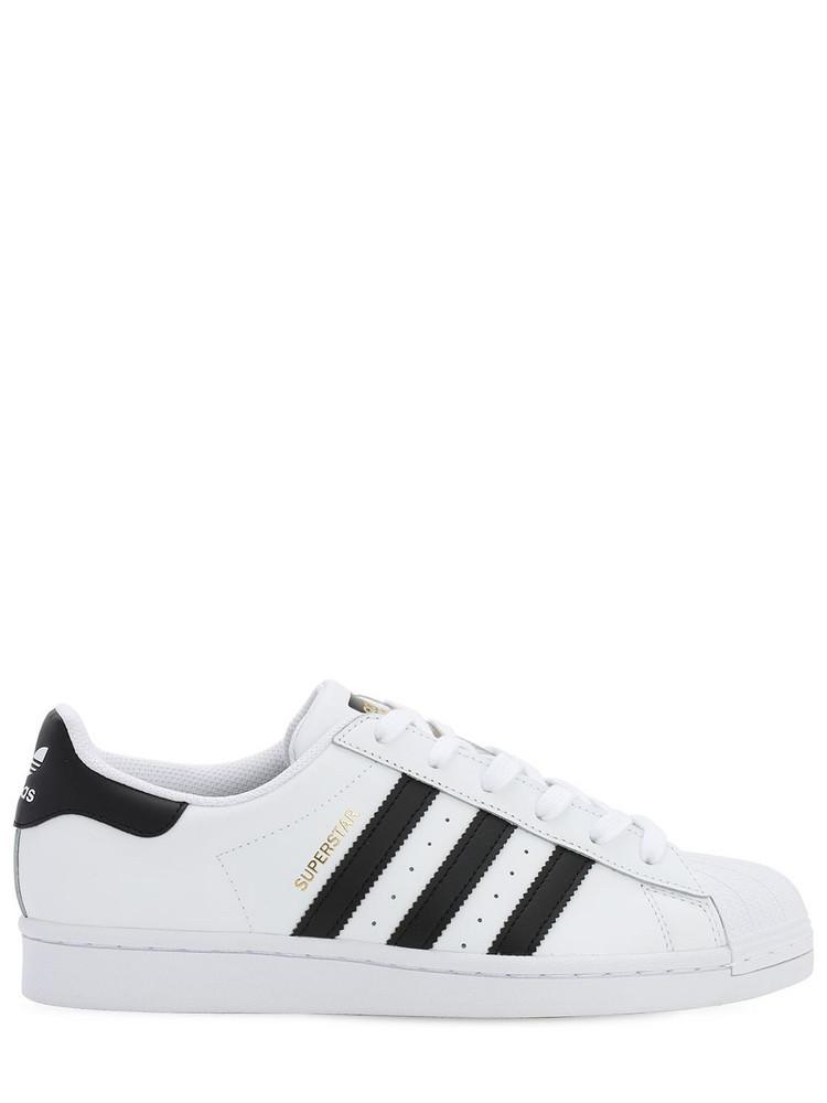 ADIDAS ORIGINALS Superstar Og Sneakers in black / white