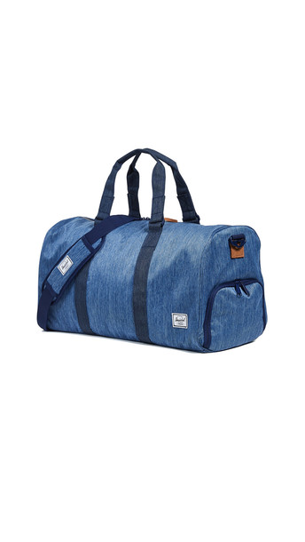 Herschel Supply Co. Herschel Supply Co. Novel Mid Volume Duffel Bag in denim / denim