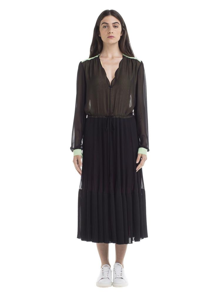 Marco de Vincenzo Marco De Vincenzo Velette Dress in black