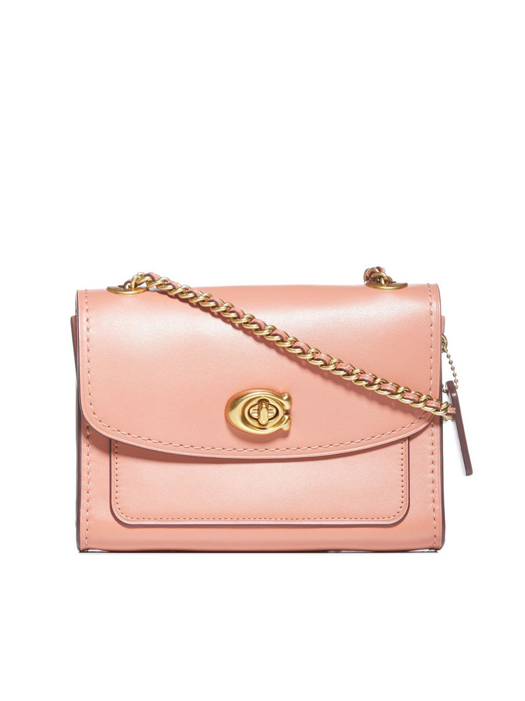 Coach Shoulder Bag in peach