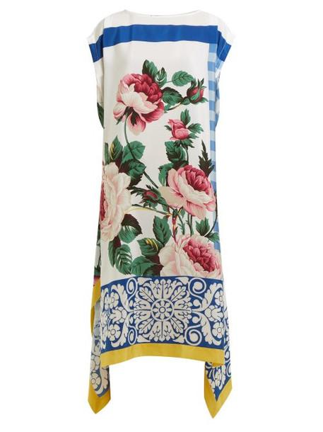 Weekend Max Mara - Crisma Dress - Womens - White Multi