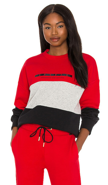 Goldbergh Fiona sweater in Red